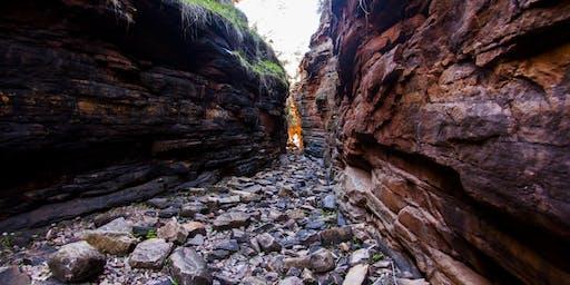 Mount Remarkable National Park - Ranger guided Alligator Gorge geology walk