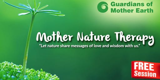Mother Nature Therapy – International Yoga Day Special – with Sue FREE