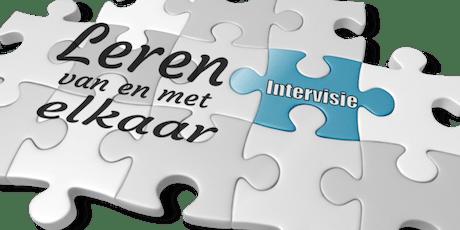 Intervisie voor ondernemers tickets