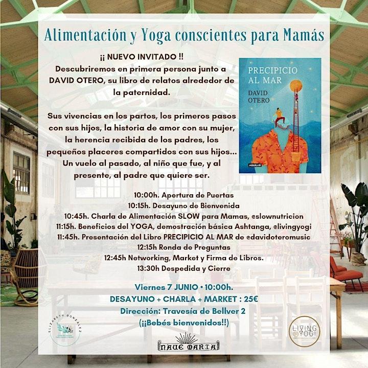 Imagen de Alimentación y Yoga conscientes para Mamas