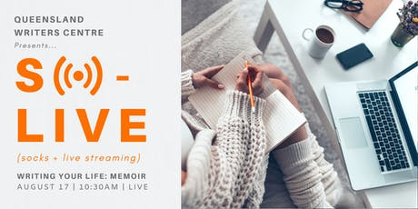 LIVE STREAM: Writing Your Life: Memoir with Shelley Davidow tickets