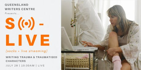 LIVE STREAM: Writing Trauma and Traumatised Characters tickets