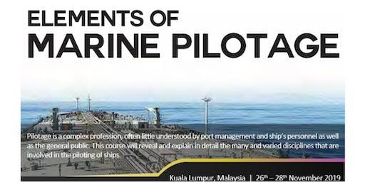 Elements of Marine Pilotage