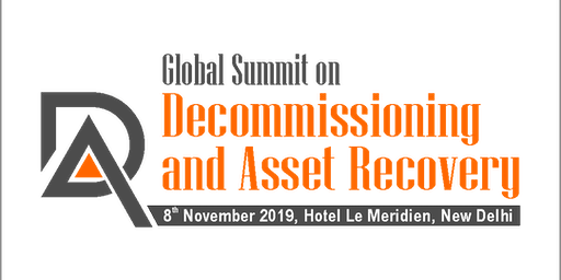 GSDA 2019 – Global Summit on Decommissioning and Asset Recovery