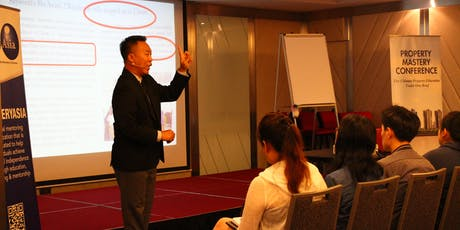 Property Investment: Value Investing in Properties 1-Day Workshop tickets