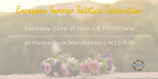European Summer Solstice Celebration