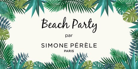 Simone Pérèle - Beach Party billets