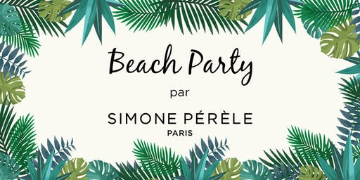 Simone Pérèle - Beach Party