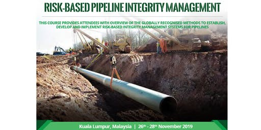 Risk-Based Pipeline Integrity Management