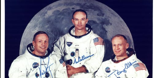 50 year Moon Landing Anniversary - Moon Gazing by the Swan River