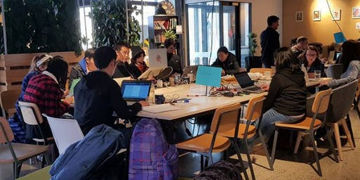 Auckland Charity Mini Hackathon Weekend - June 2019