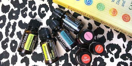 Ätherische Öle - für mehr Kraft und Wohlbefinden im Alltag Tickets