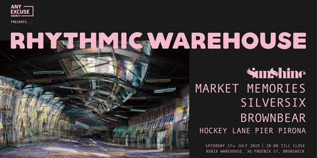 Rhythmic Warehouse tickets