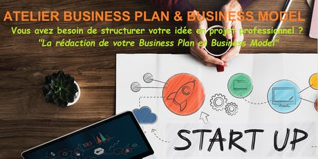 Atelier Business Plan & Business Model  billets