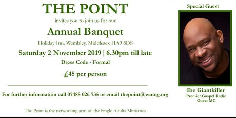 The Point Annual Banquet tickets
