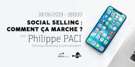 Social selling : comment ça marche ? tickets