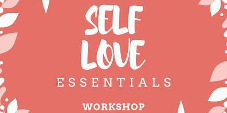Self Love ESSENTIALS Workshop tickets