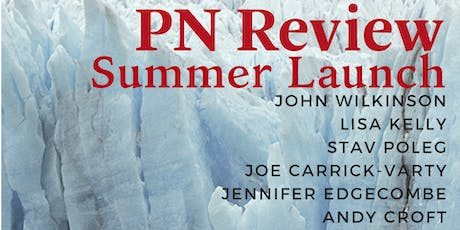 PN Review Summer Launch 2019 tickets