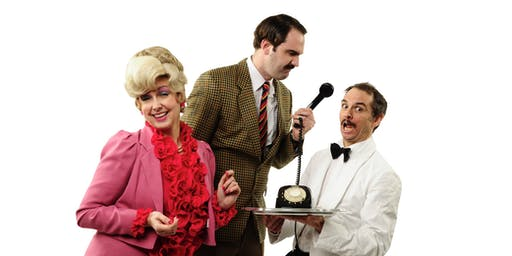 Faulty Towers The Dining Experience (November)