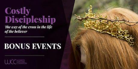 Women's Christian Convention - Bonus Seminar 1: Discipling Women tickets