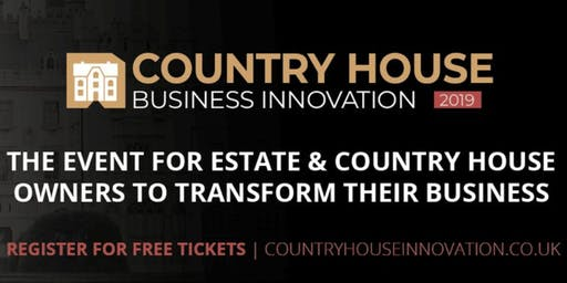 Country House Business Innovation 2019