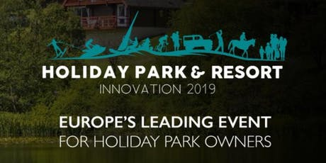 Holiday Park & Resort Innovation 2019 tickets