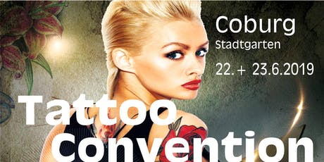 2.Tattoo Convention Coburg Tickets