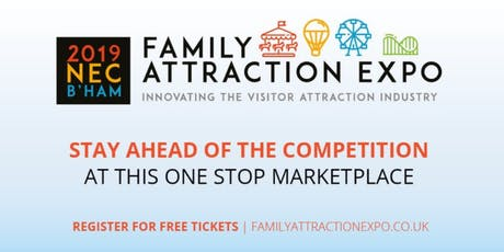 Family Attraction Expo tickets