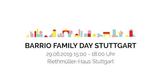 BARRIO Family Day Stuttgart