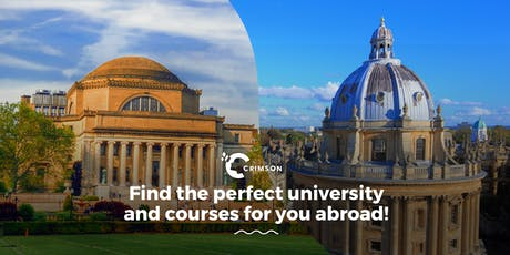 US&UK Universities: Find the perfect university and courses for you! - Stuttgart Tickets