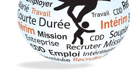 Étudiant·es étrange·èr·es : vous recherchez un emploi en France? billets