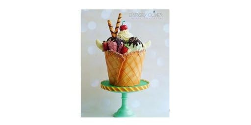 Ice Cream Sundae Cake Workshop