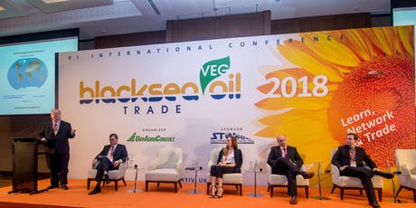 VII INTERNATIONAL CONFERENCE  BLACK SEA OIL TRADE-2019 tickets
