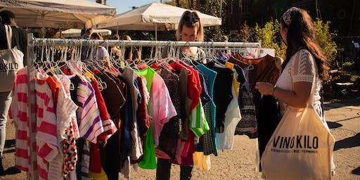 Open Air Vintage Kilo Sale • Cologne • VINOKILO