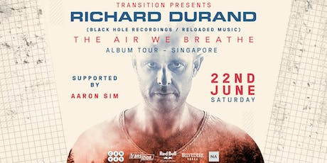 Transitionft Richard Durand tickets