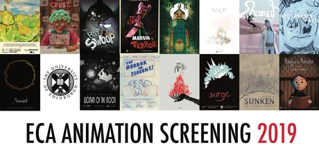 ECA Animation 2019 Film Screening tickets