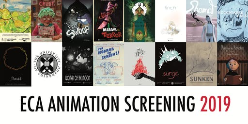 ECA Animation 2019 Film Screening