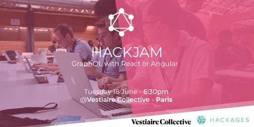 HackJam Workshop GraphQL with React or Angular
