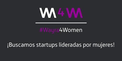 W4W (Wayra4Women)