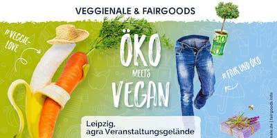 VEGGIENALE & FAIRGOODS Leipzig 2019