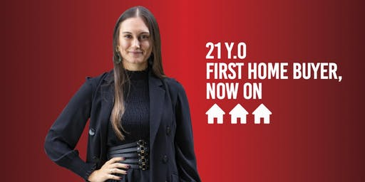 First Home Buyers seminar in Melbourne, VIC - 15 October 2019