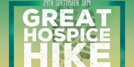Great Hospice Hike 2019 tickets
