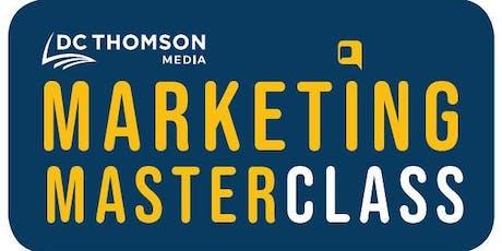 Marketing Masterclass: Customer targeting for marketing success tickets