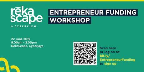 Entrepreneur Funding Workshop tickets