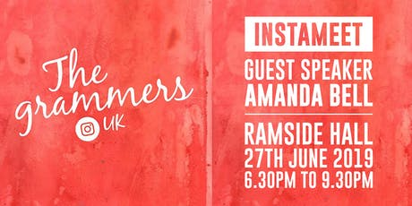 Instameet with guest speaker Amanda Bell tickets