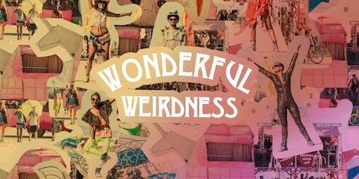 Spaces Summer Party presents: Wonderful Weirdness