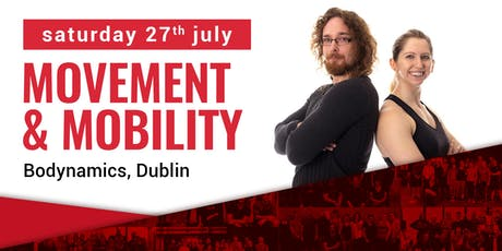 Movement & Mobility, Dublin tickets