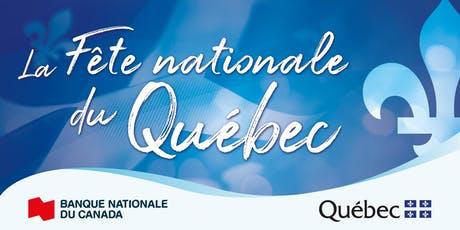 Fête nationale du Québec 2019/Québec's National Day 2019 tickets