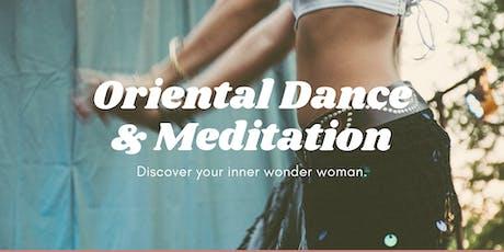 Oriental Dance & Meditation at Askara tickets