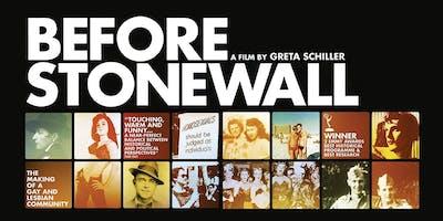 'Before Stonewall' - Norwich Pride LGBT+ fundraising film screening